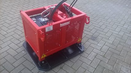 Stelconplaten lifter / vacuumunit Hamec VL 500